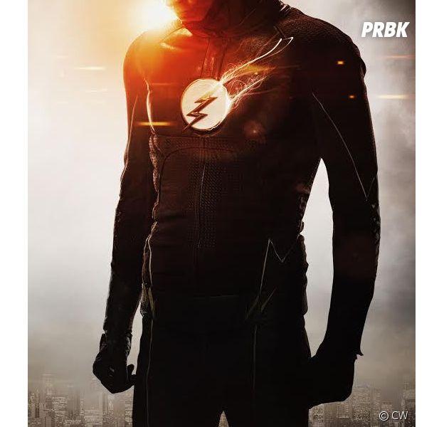 The Flash saison 2 : nouveau costume pour Barry Allen