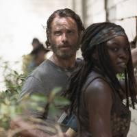 The Walking Dead saison 6 : Rick et Michonne en couple ? L'avis de l'actrice