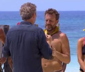 Koh Lanta 2015 : Denis Brogniart revient sur le comportement de Marc et sur les critiques à l'encontre de l'émission