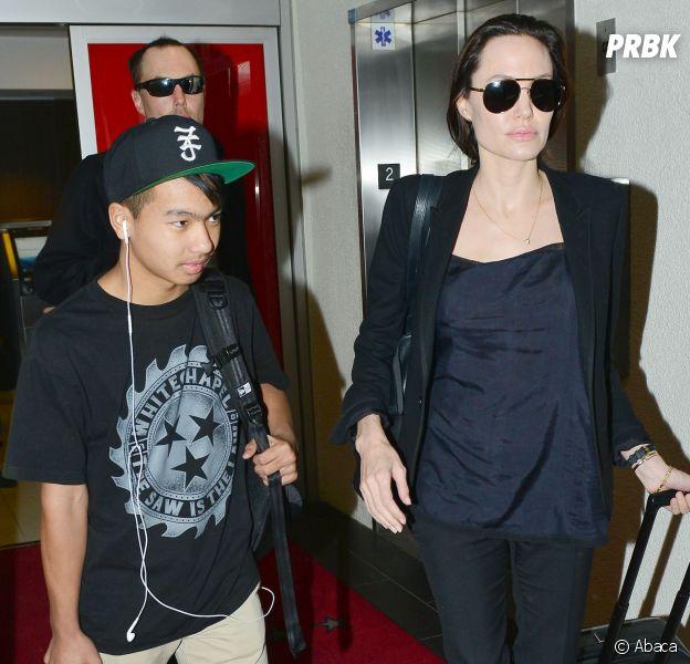 Angelina Jolie : son fils Maddox investi dans la réalisation de son film sur le Cambodge ?
