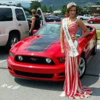 Une Miss américaine arrêtée par la police... pour avoir fait croire qu'elle avait un cancer