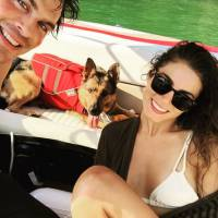 Ian Somerhalder et Nikki Reed : vacances en amoureux sur Instagram