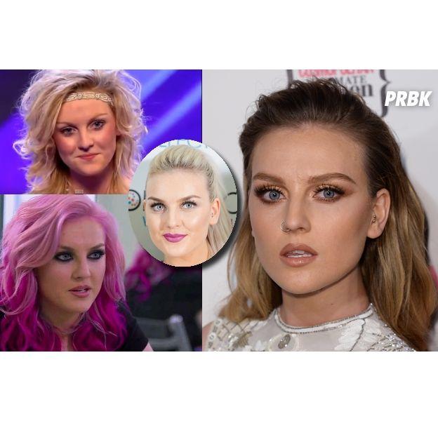 L'évolution capillaire de Perrie Edwards (Little Mix)