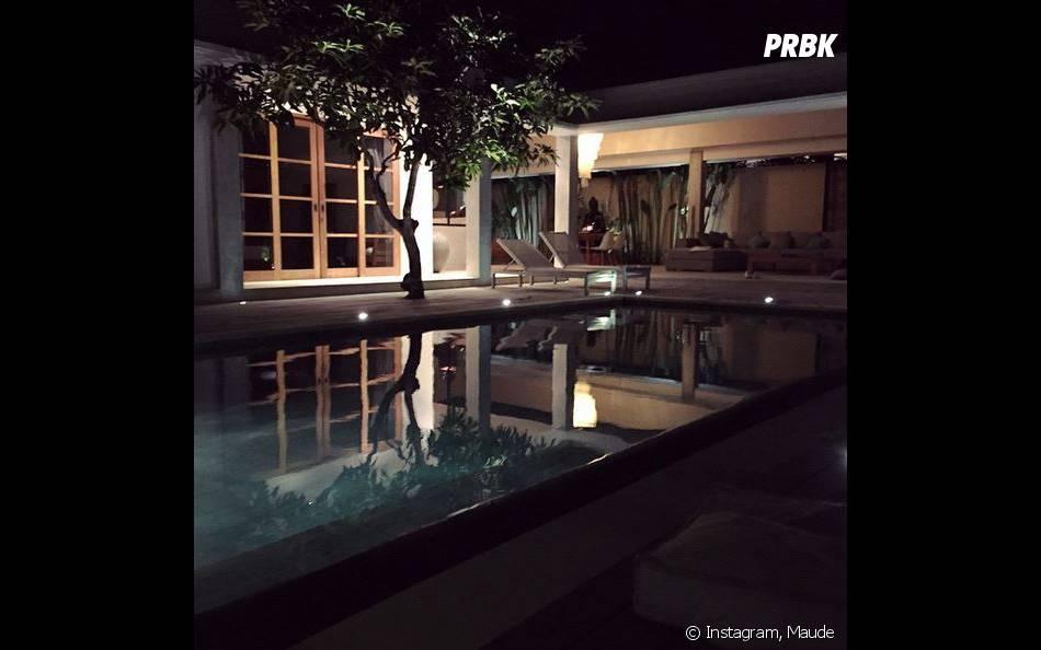 Maude : sa villa de rêve à Bali
