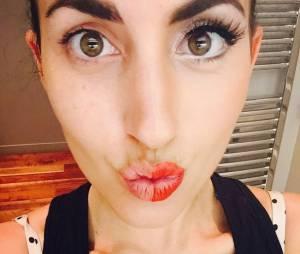 """Maude : selfie en mode """"Double Face"""" sur Instagram"""