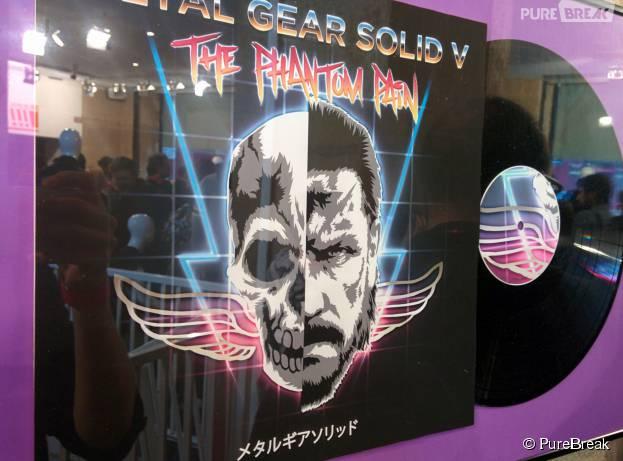 Le Metal Gear Store et le Metal Gear Cafe sont ouverts jusqu'au 5 septembre 2015