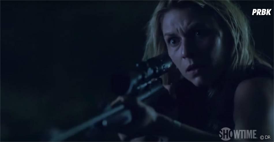 Homeland saison 5 : Carrie dans la bande-annonce