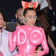 Miley Cyrus met le feu aux MTV VMA 2015 : seins et fesses à l'air, joint, clash avec Nicki Minaj...