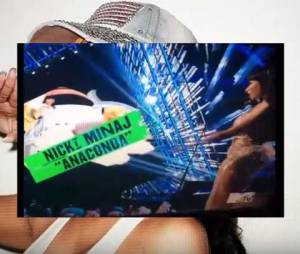 Nicki Minaj insulte Miley Cyrus aux MTV VMA 2015