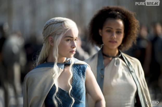Game of Thrones saison 6 : deux couples d'acteurs formés sur le tournage