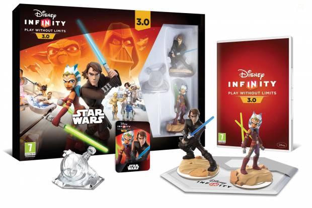 Disney Infinity 3.0 est disponible depuis le 28 août 2015