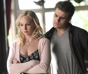 The Vampire Diaries saison 7 : un bébé pour Caroline et Stefan ?