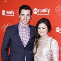 Lucy Hale : déclaration à Ian Harding pour les 5 ans du couple Ezra/Aria dans Pretty Little Liars