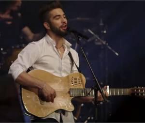 Kendji Girac : son concert à l'Olympia diffusé dans plus de 200 salles de cinémas le 17 septembre 2015