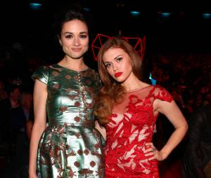 Crystal Reed et Holland Roden : les stars de Teen Wolf toujours proches
