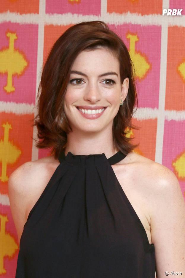 Anne Hathaway future Mary Poppins au cinéma ?
