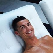 Cristiano Ronaldo musclé et huilé : CR7 exhibe ses abdos sur Instagram