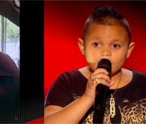 Kendji Girac : son message pour Swany, plus jeune candidat de The Voice Kids 2