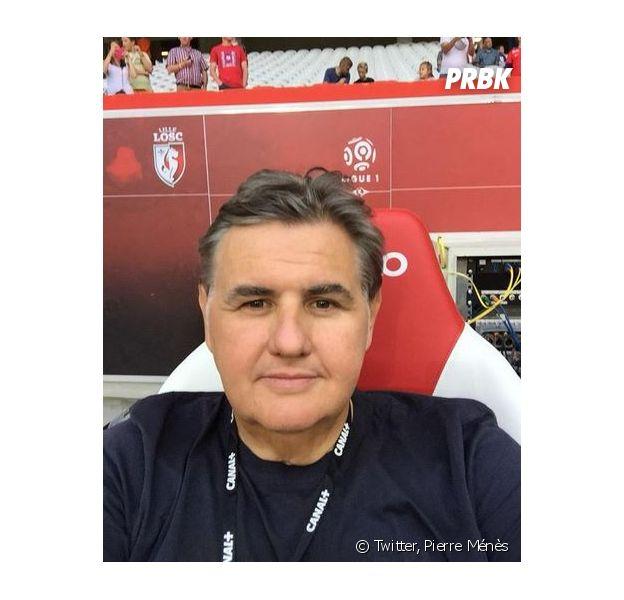 Pierre Ménès : le commentateur sportif cible de menaces de mort
