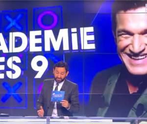 Gilles Verdez tacle Benjamin Castaldi et son Académie des 9