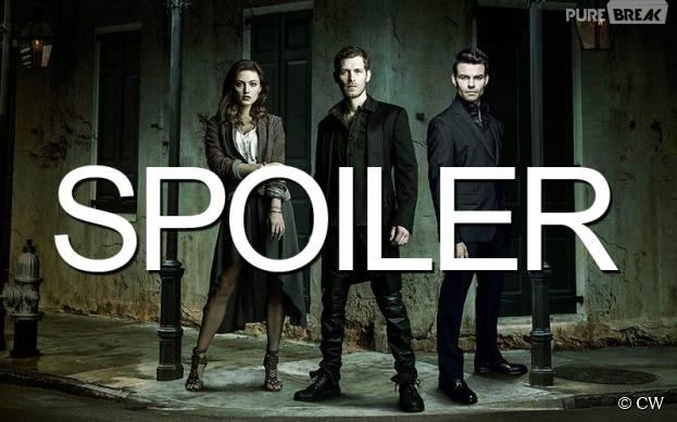 The Originals saison 3 : Claire Holt de retour sur les photos de l'épisode 1