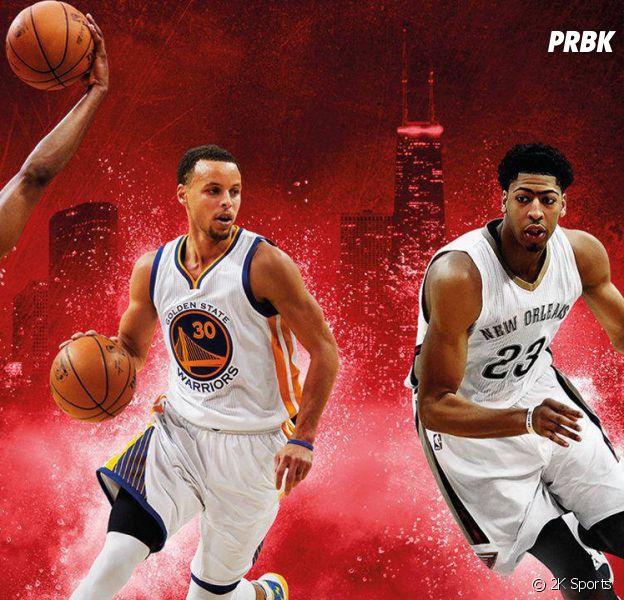 NBA 2K16 est disponible depuis le 29 septembre 2015