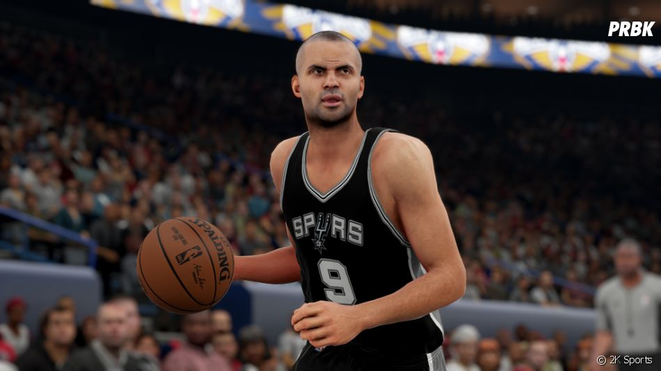 NBA 2K16 : image du jeu
