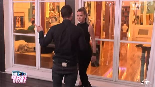 Emilie et Rémi (Secret Story 9), un couple qui ne va pas durer ? Greg donne son avis
