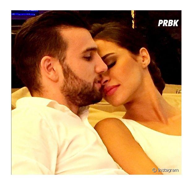 Leila Ben Khalifa et Aymeric Bonnery de nouveau en couple ?