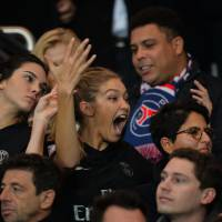 Kendall Jenner, Gigi Hadid, Rihanna... supportrices VIP du match PSG-OM
