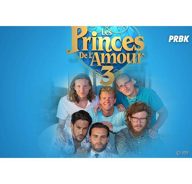 Les Princes de l'amour 3 : on a vu les premières images !