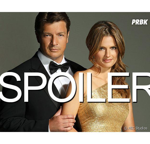 Castle saison 8 : la réaction de Nathan Fillion après le bouleversement du couple Rick/Kate