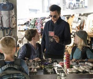 Homeland saison 5, épisode 3 : Quinn (Rupert Friend) sur une photo