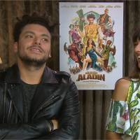 Vanessa Guide en Nabilla Benattia, Kev Adams, William Leghbil... Nos questions cons #9 pour Aladin