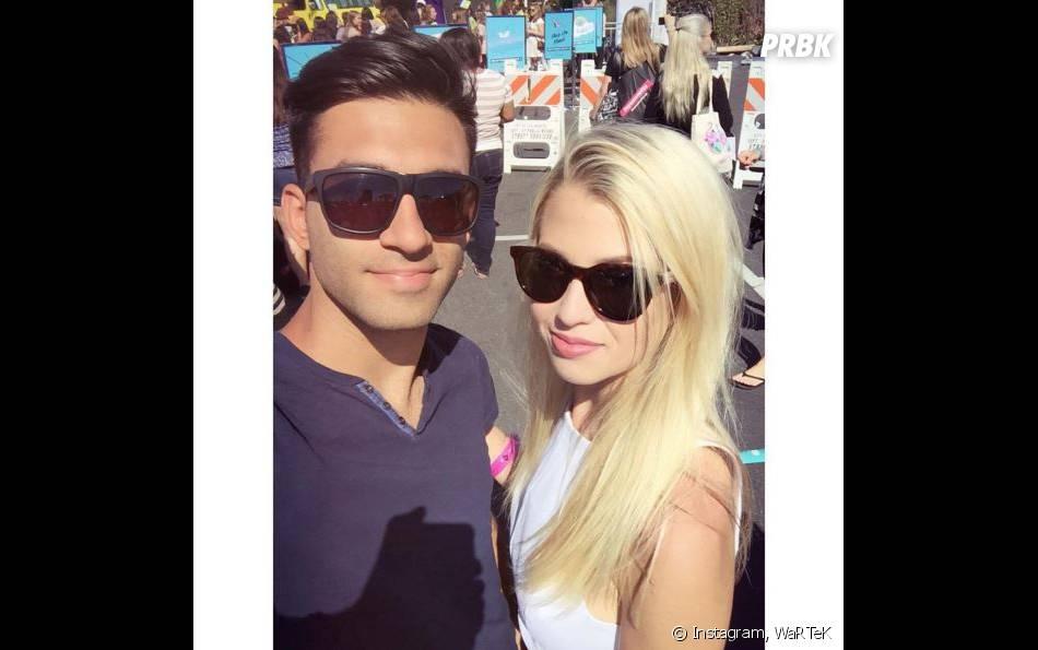 WaRTeK et EnjoyPhoenix sous le soleil de Los Angeles