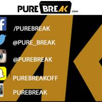 Purebreak : Facebook, Twitter, Instagram, Snapchat... suivez nous sur les réseaux sociaux !