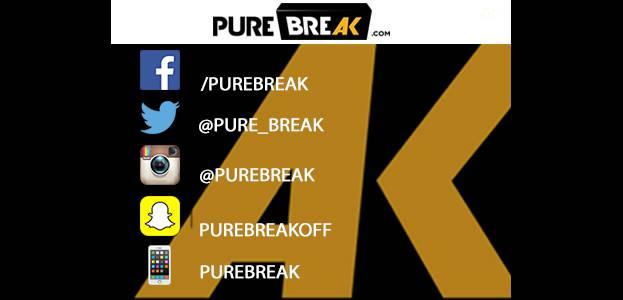Purebreak sur Facebook, Twitter, Instagram et Snapchat