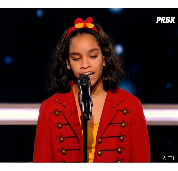 Jane (The Voice Kids) future gagnante sur TF1 ?