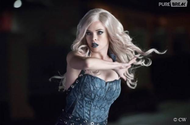 The Flash saison 2 : Caitlin Snow (Danielle Panabaker) devient Killer Frost