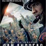 San Andreas : l'impressionnant film catastrophe porté par The Rock sort en DVD