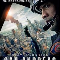 San Andreas : l'impressionnant film catastrophe porté par The Rock sort en DVD