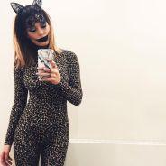Caroline Receveur : déguisement sexy et flippant pour Halloween