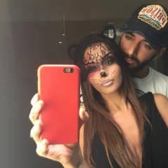 Nabilla Benattia : sexy en Catwoman, elle retrouve Thomas Vergara pour Halloween
