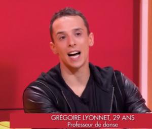 Grégoire Lyonnet sur le plateau de C'est mon choix, le 4 novembre 2015 sur Chérie 25