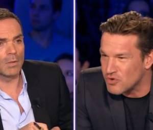 Benjamin Castaldi fait une bourde qui choque Twitter dans On n'est pas couché, le 8 novembre 2015, sur France 2