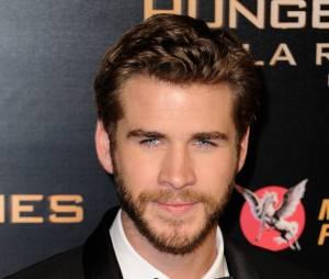 Liam Hemsworth classe à l'avant-première de Hunger Games 4 à Paris le 9 novembre 2015