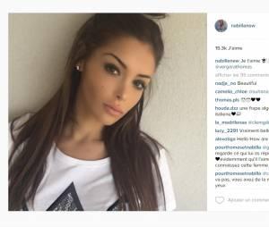 Nabilla Benattia déclare son amour à Thomas Vergara sur Instagram