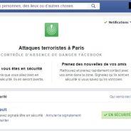 Safety Check : Facebook réagit en urgence après les attentats de Paris