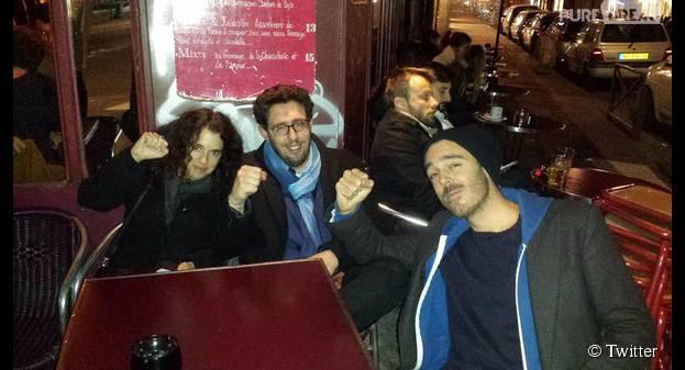 Attentats à Paris : les Parisiens résistent avec #OccupyTerrasse