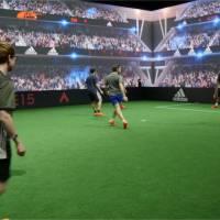 Future Arena : on a testé l'incroyable arène digitale d'Adidas